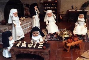Toy nuns