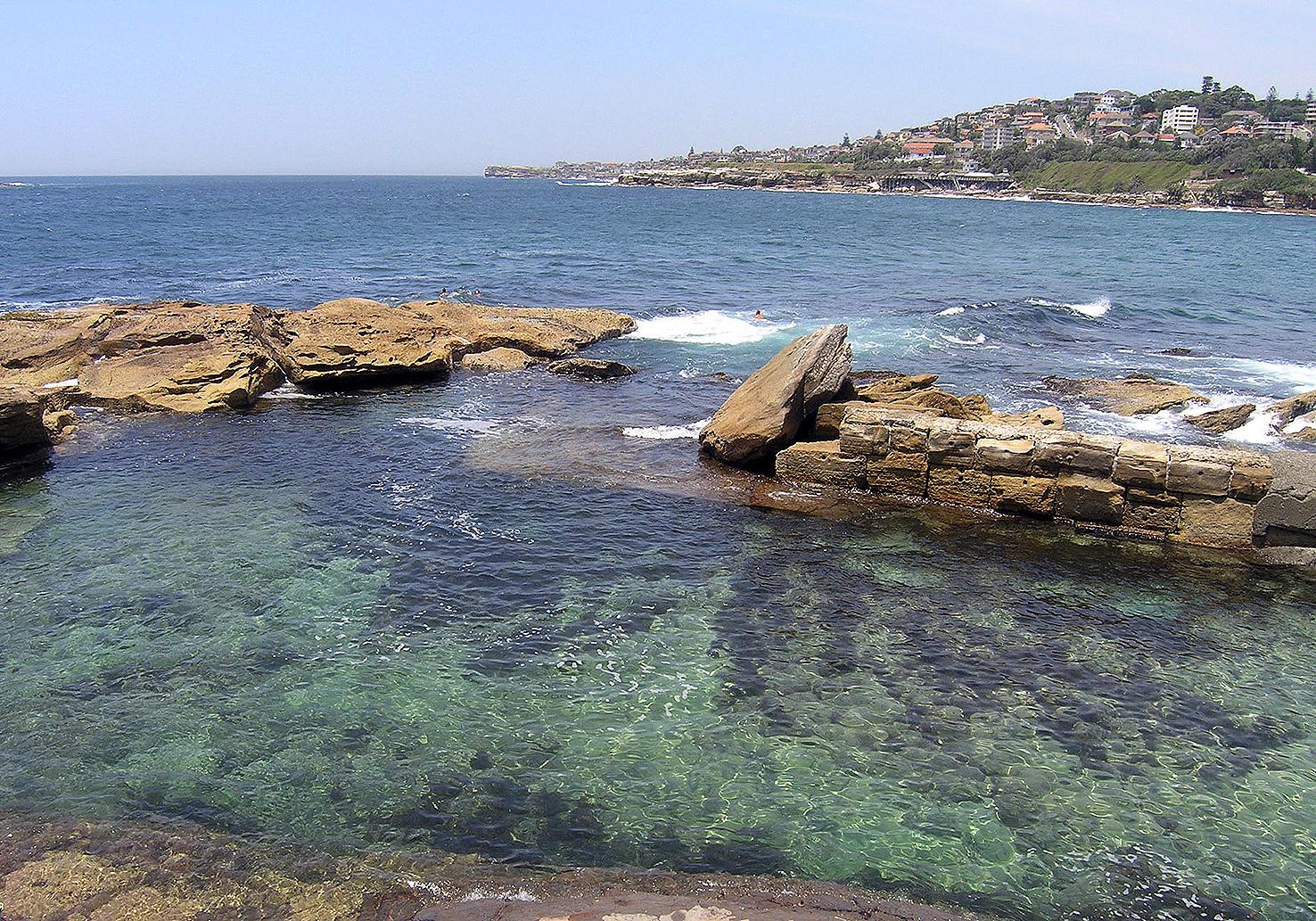 Coogee rock pool