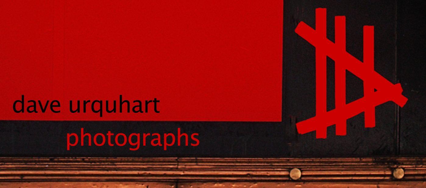 dave urquhart photographs